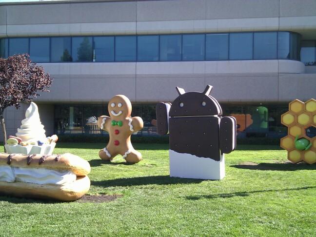 Android versiones 2