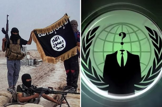 ISIS Anonymous