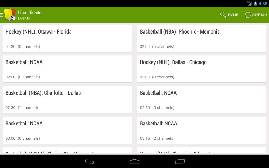 libre directo app descarga la app para ver el futbol gratis