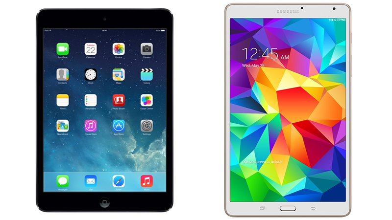 Samsung Galaxy Tab S2 vs. iPad Air 3