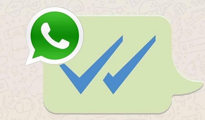 mensaje leido visto whatsapp
