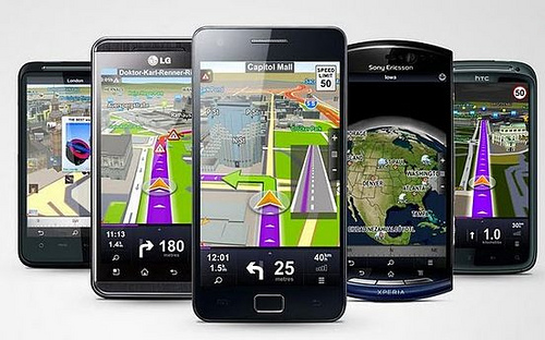 Android-GPS-Offline