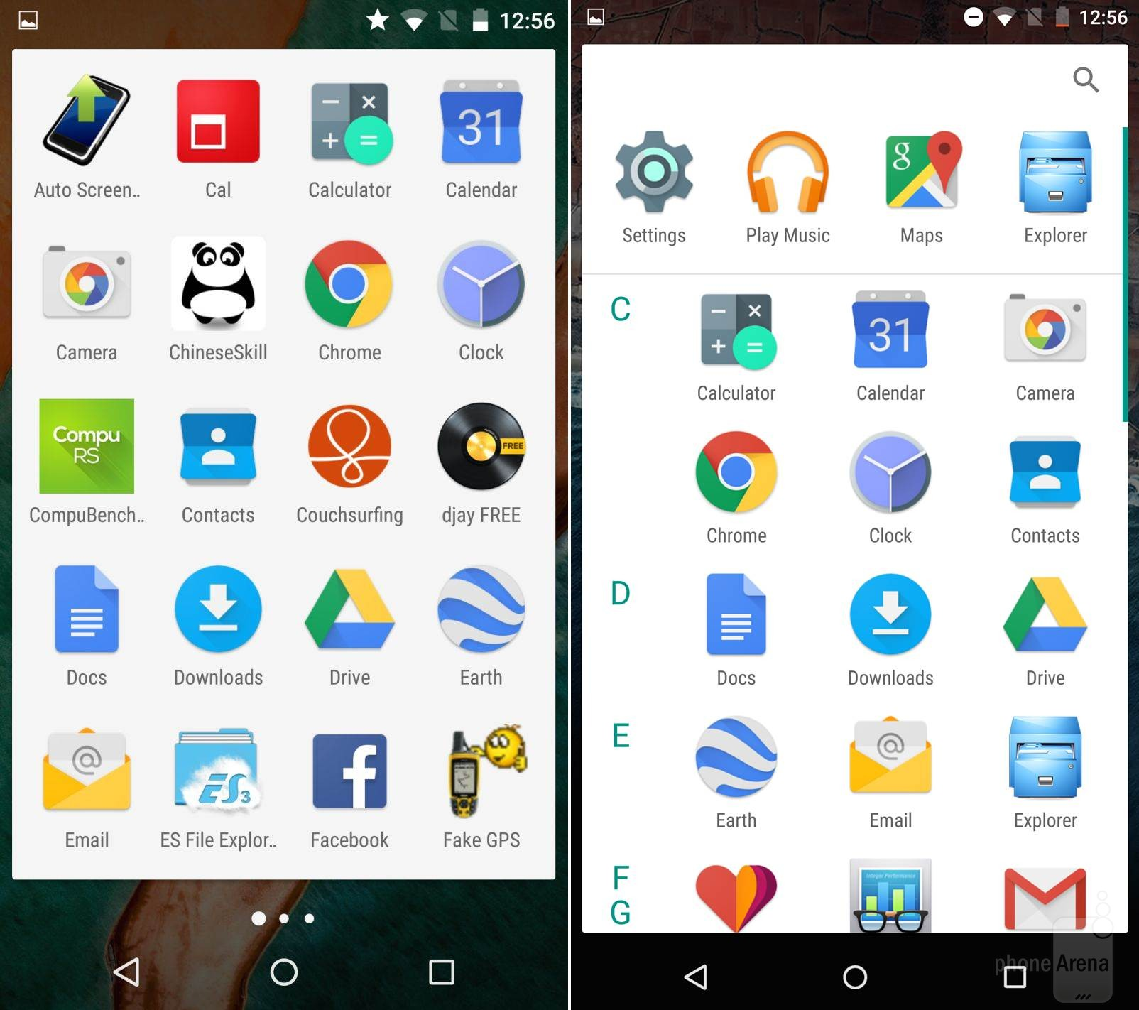Android Marshmallow vs Android Lollipop