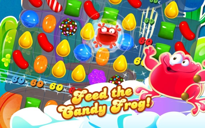 Candy Crush Saga iOS Android