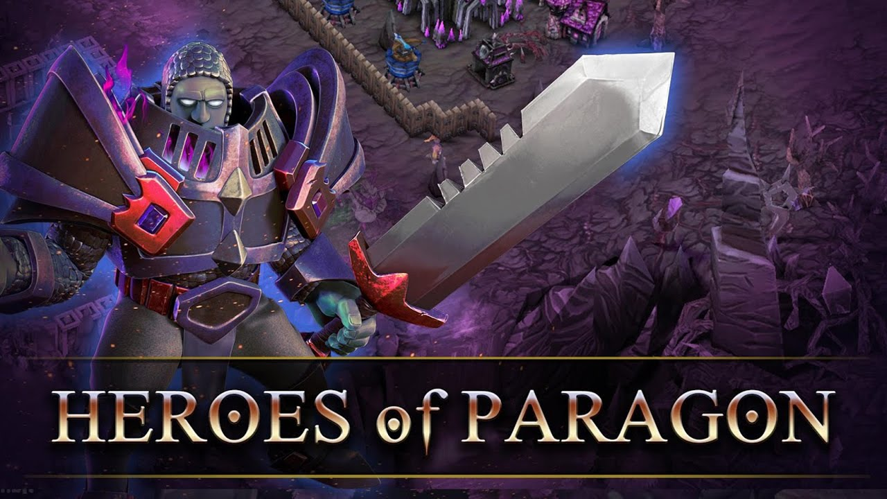 Clash of Clans vs. Heroes of Paragon