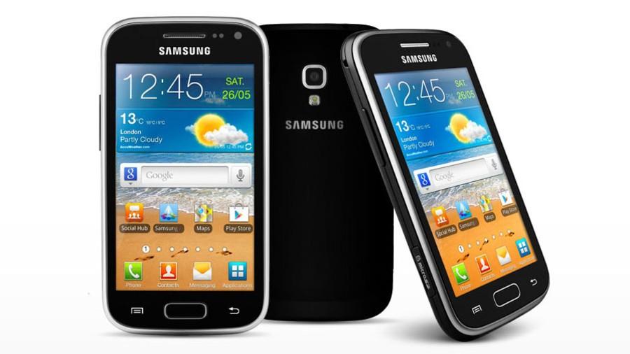 Descargar WhatsApp para el Samsung Galaxy Ace 2 I8160