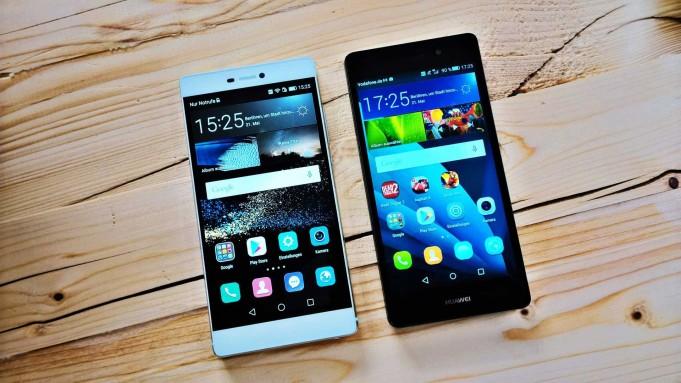 Diferencias entre Huawei P8 y P8 lite