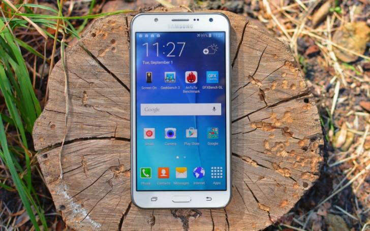 Samsung Galaxy A7 vs Galaxy J7