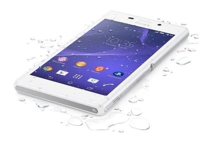 Sony Xperia M2 Android 5.1 Lollipop