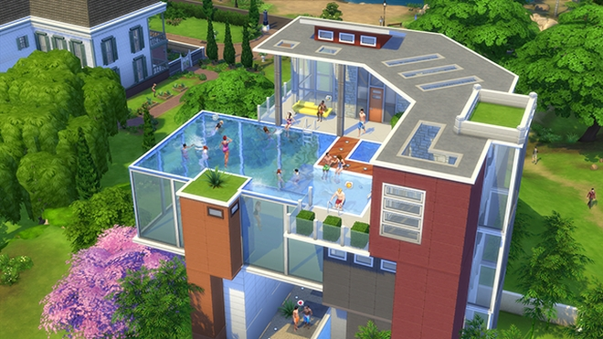The Sims 4 PS4 Xbox One