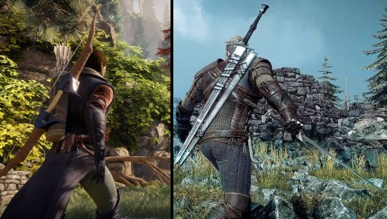 The Witcher 3 vs Dragon Age Inquisition