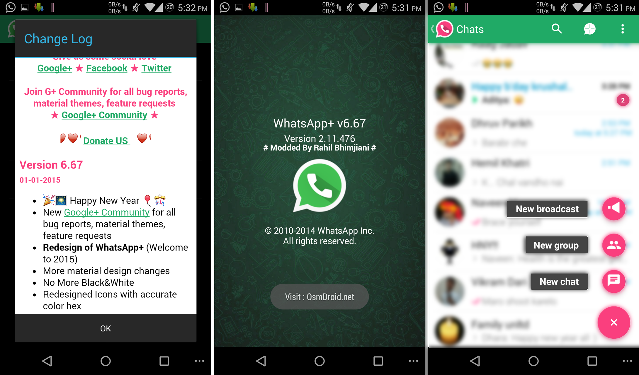 WhatsApp Plus 6.76