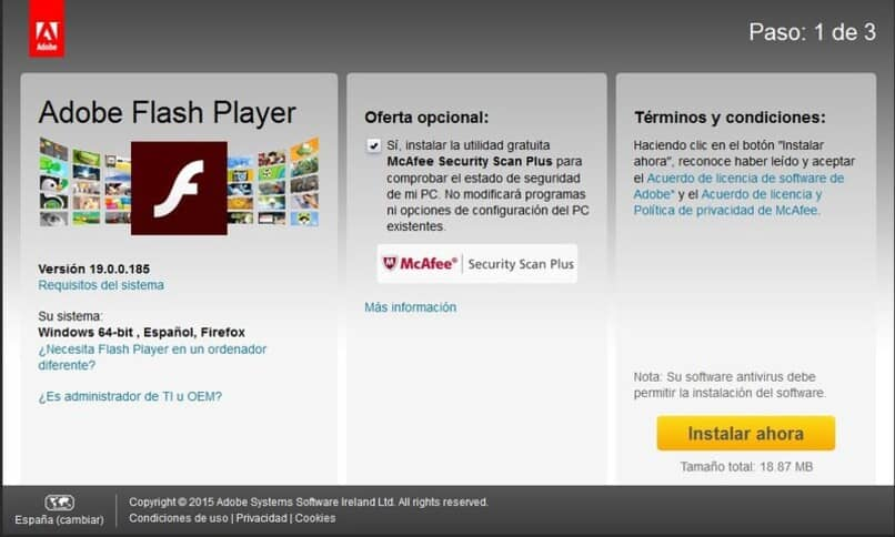 como descargar flash player en iphone