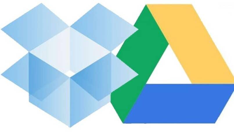 cual es el mejor software de la nube dropbox o google drive