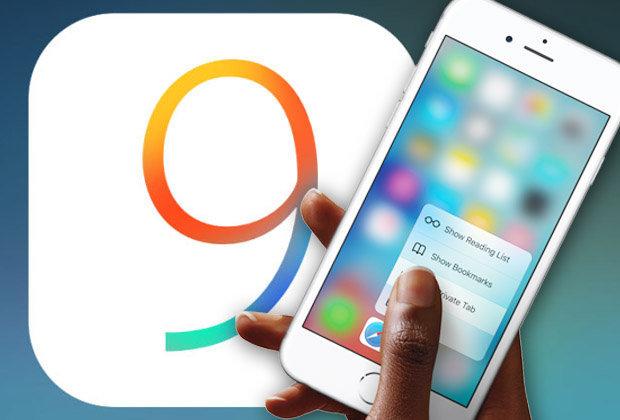 iOS 9 trucos