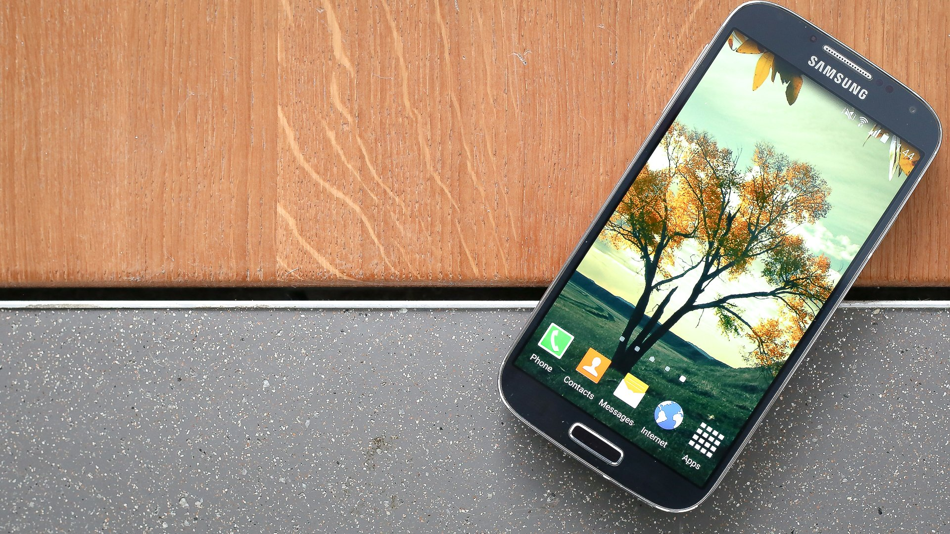 Android Marshmallow Galaxy S4