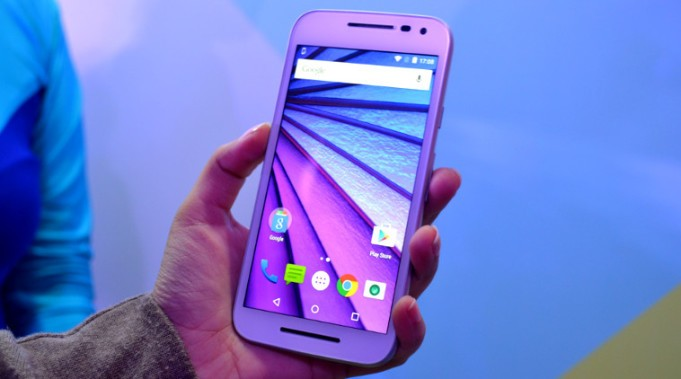 Asus ZenFone 3 Moto G 2014 Android 6.0 Marshmallow