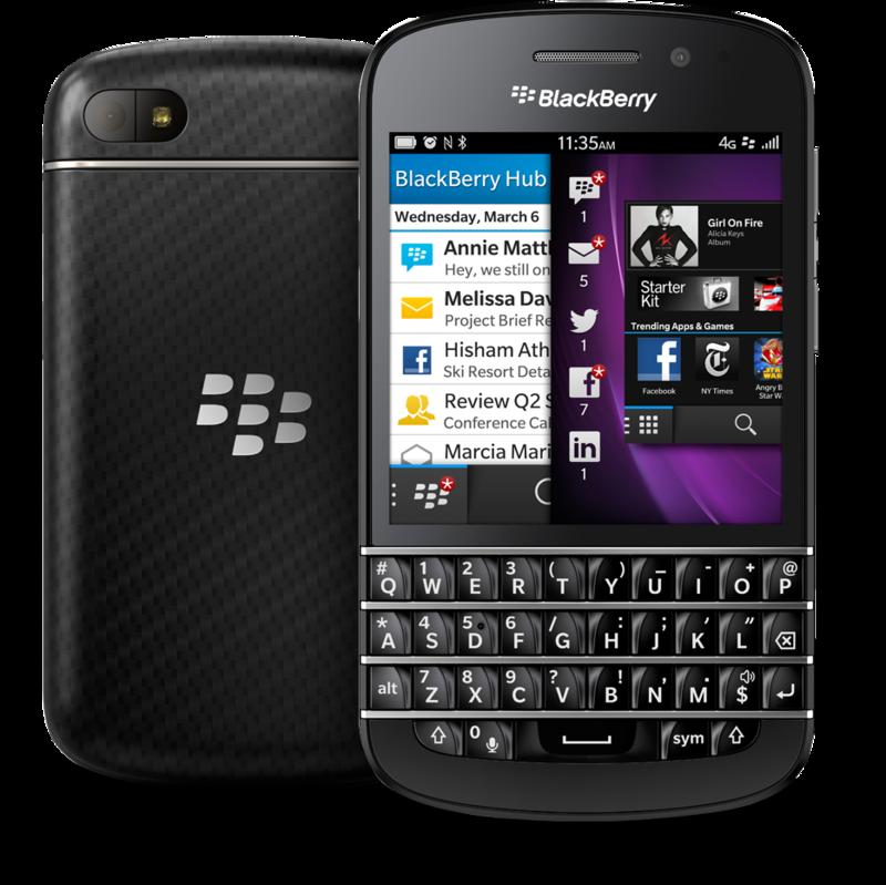 Teclado de Blackberry para Android