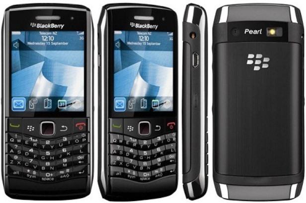 BlackBerryPearl9100