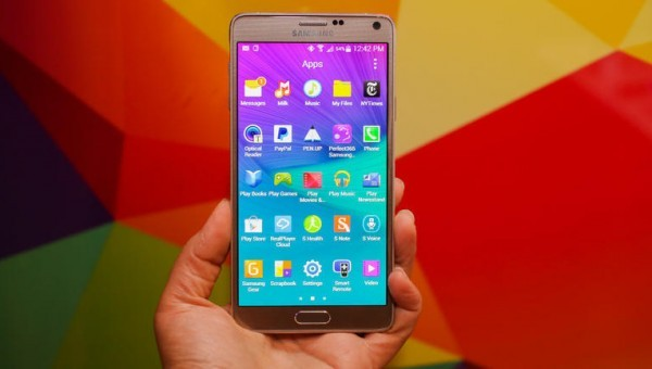 Galaxy Note 4 y Galaxy Note 3 Neo Android 5.1.1 Lollipop