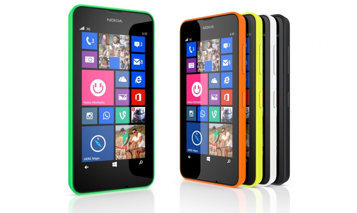 Android en Nokia Lumia 635