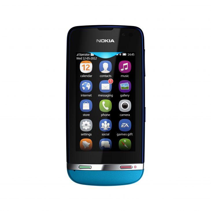 descargar el Instagram para Nokia Asha 311