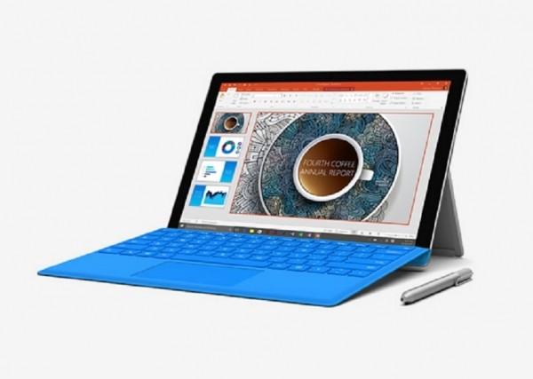 Surface Pro 4 vs Samsung Galaxy TabPro S