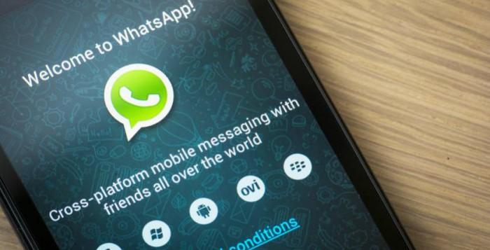 WhatsApp llamadas correo