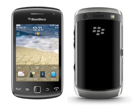 para blackberry curve 9380