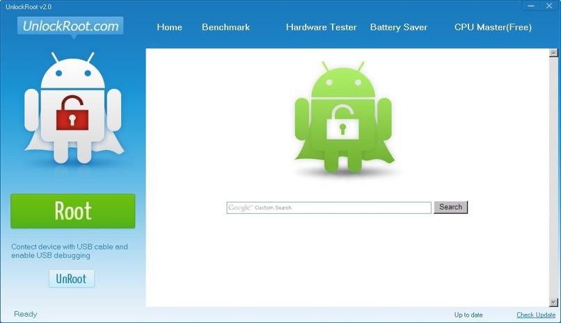pantalla android ordenador