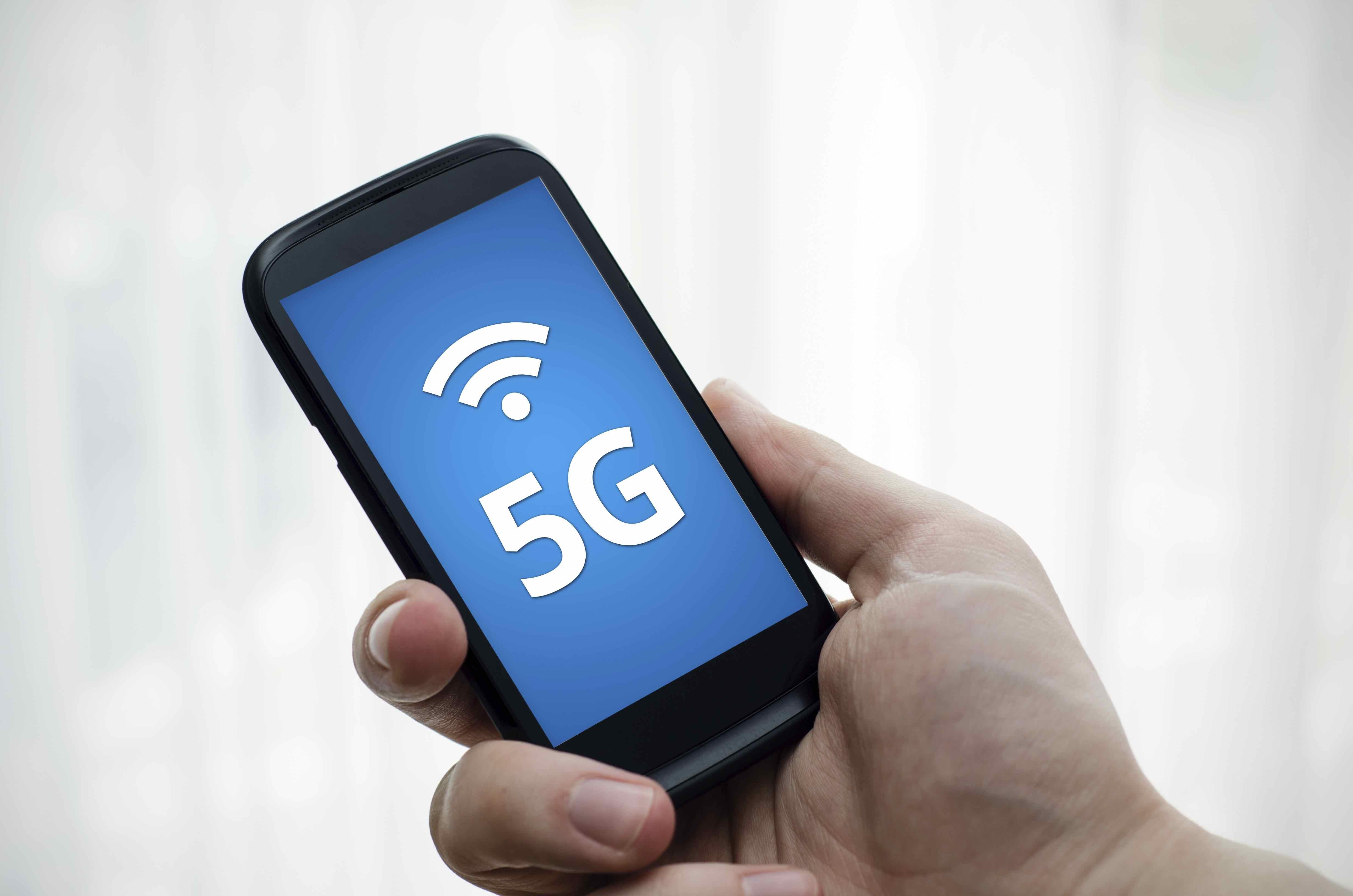 5G 4G LTE