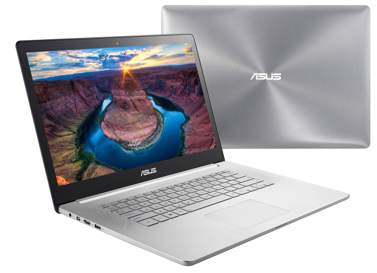 Asus Zenbook vs MacBook Pro 1