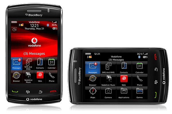 BlackBerry Storm 9520