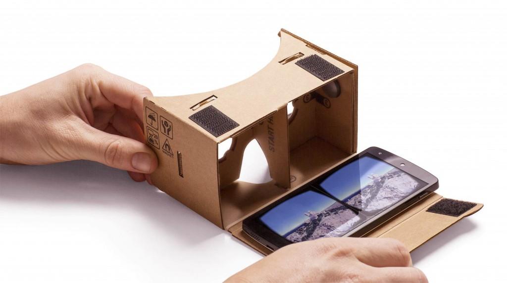 VR Google gafas