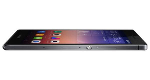 Huawei Ascend P7 vs Acer Liquid Z530