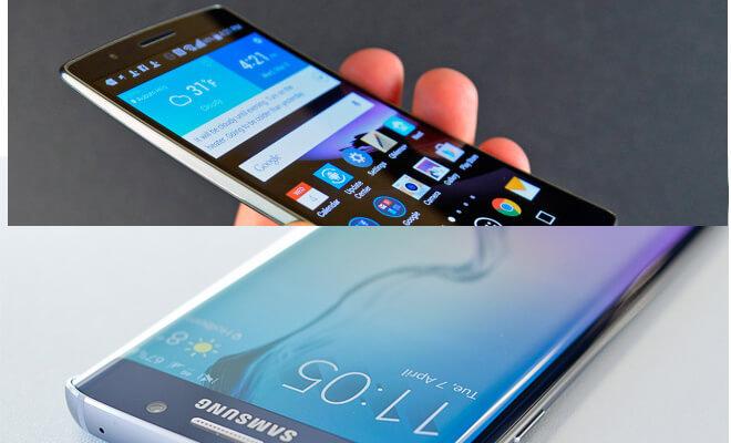 LG G5 vs Samsung S7