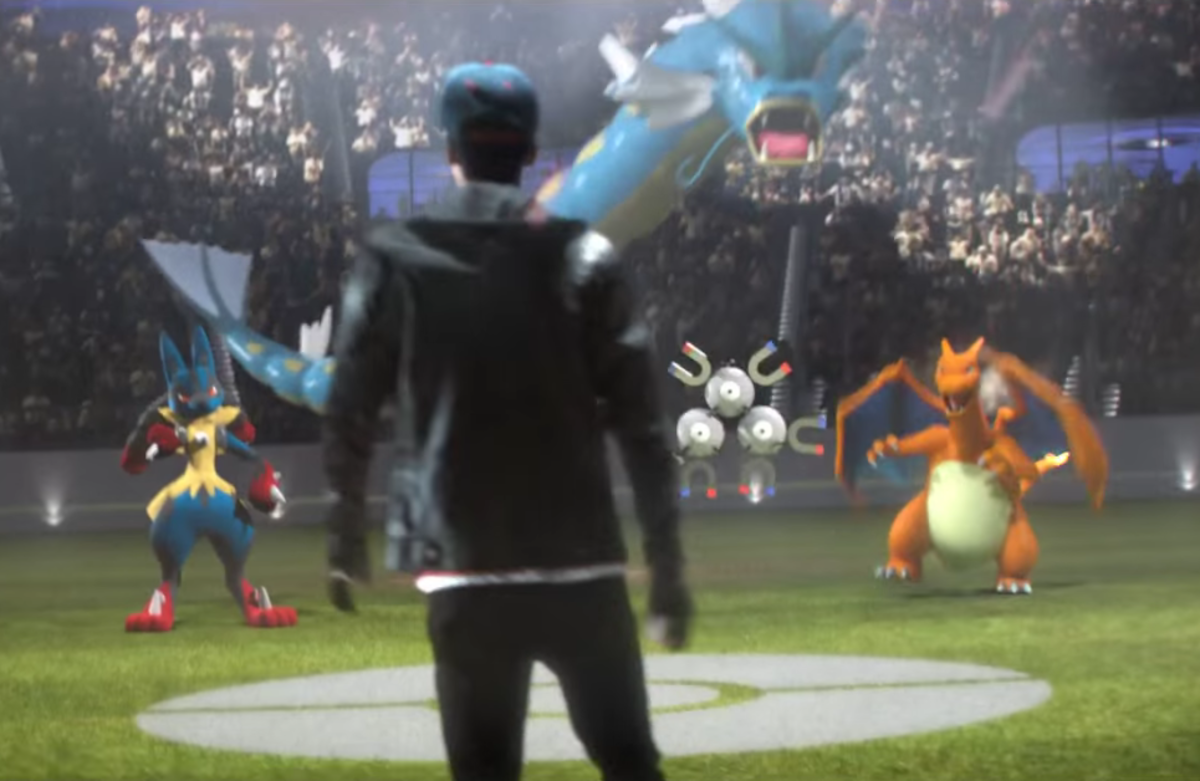 Pokémon Go Super Bowl