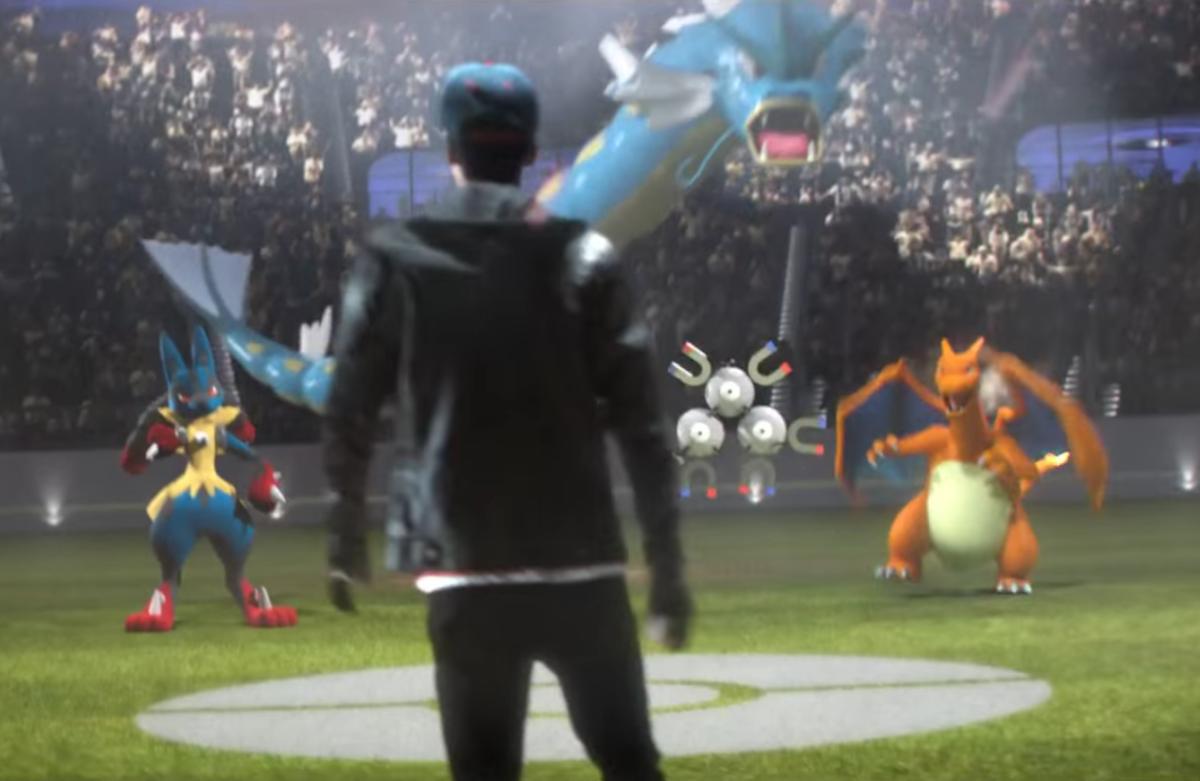 Cómo luchar en Pokémon Go