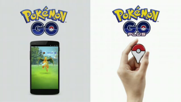 Pokémon Go iOS Android