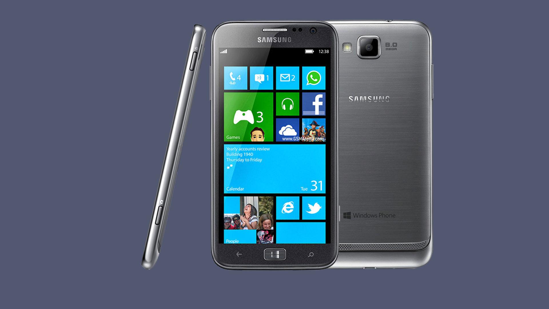 Samsung Ativ S I8750