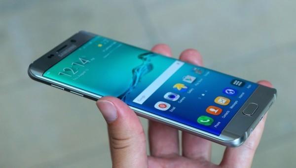 Samsung Galaxy S6 Edge LG G4 Android 6.0.1 Marshmallow