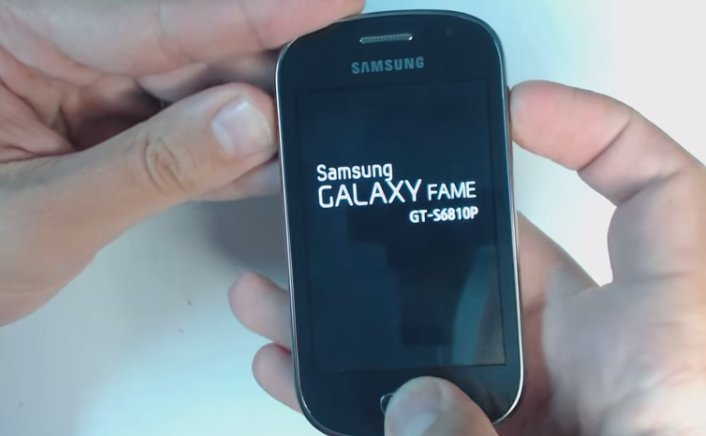 Samsung No registrado en la red