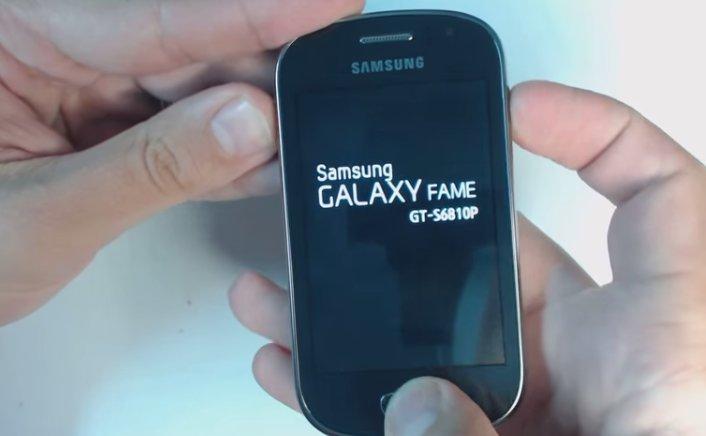 Samsung No registrado en la red