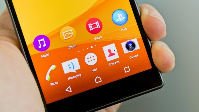 Sony Xperia Z3 Sony Xperia Z5 Android 6.0 Marshmallow