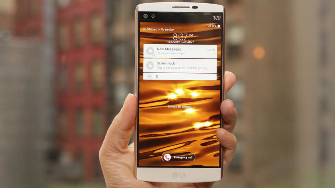 Sony Xperia Z5 Premium vs LG V10