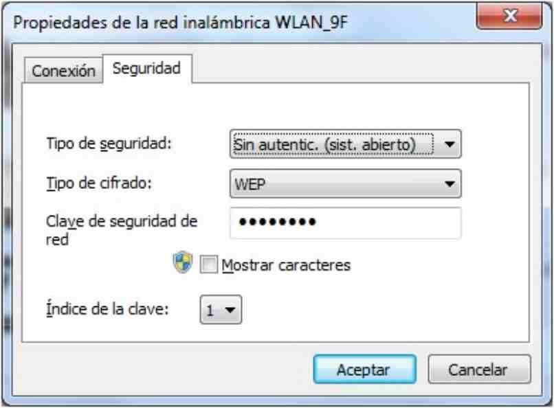 mostrar contraseña wifi oculta