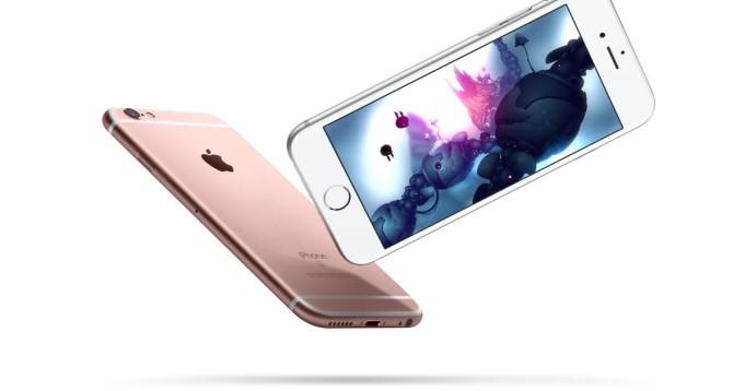 iPhone 6S vs Sony Xperia Z6