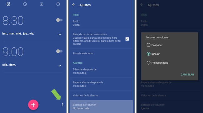 Alarma-Android