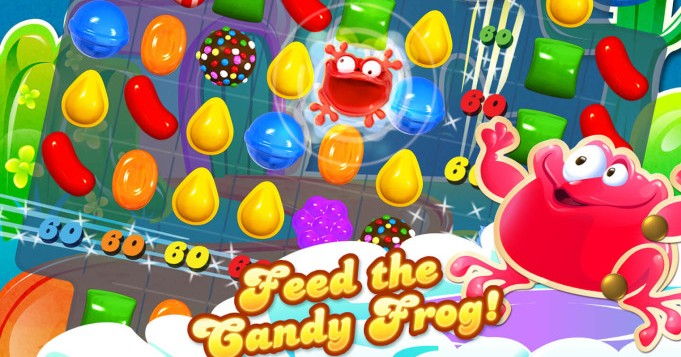 Candy Crush Saga 1535 niveles