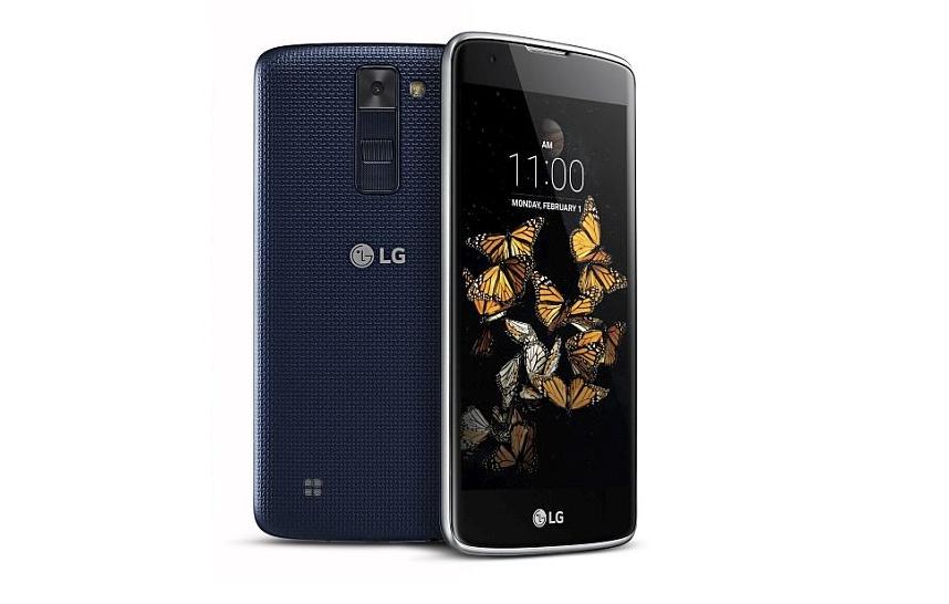 LG K8 y LG K5 1